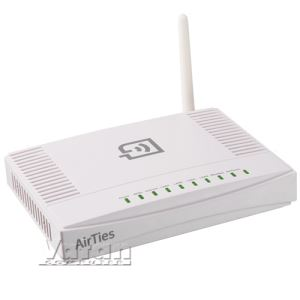 AIR 5341 72MBPS KABLOSUZ-N ADSL2+ 4 PORT MODEM