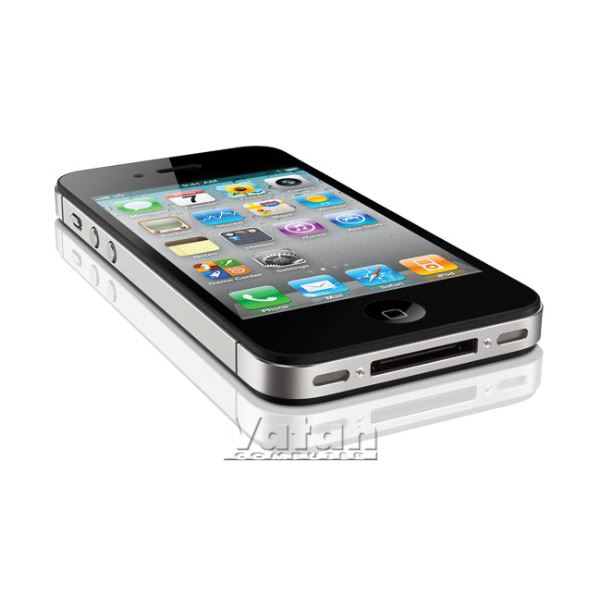 IPHONE 4S 16 GB AKILLI TELEFON SİYAH
