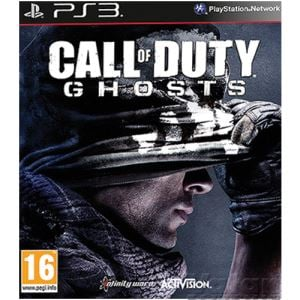 PS3 CALL OF DUTY GHOST