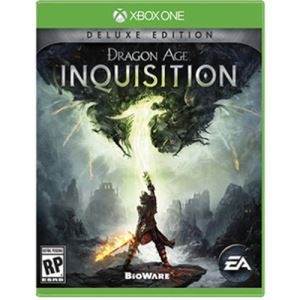 XBOX ONE DRAGON AGE INQUISITION