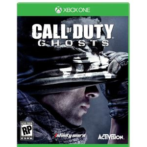 XBOX ONE CALL OF DUTY GHOST