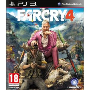PSX3 FAR CRY 4 LIMITED ED.
