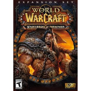 PC WORLD OF WARCRAFT WARLORDS OF DRAENOR