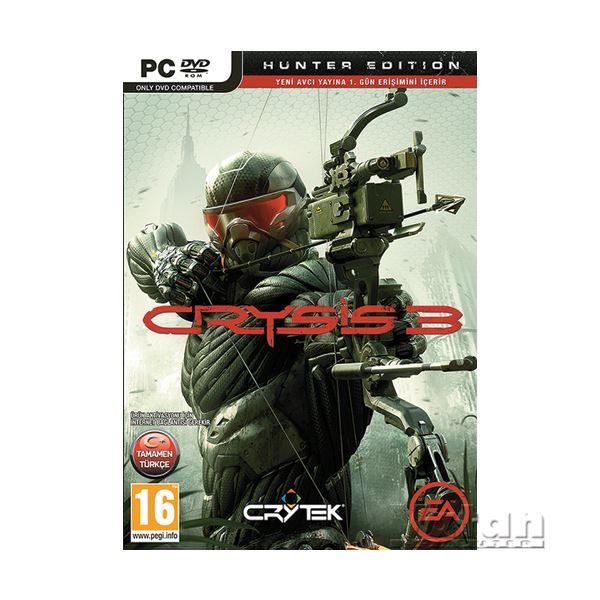 PC CRYSIS 3 HUNTER EDITION