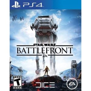 PS4 EA STAR WARS BATTLEFRONT
