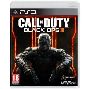 PSX3 CALL OF DUTY BLACK OPS 3