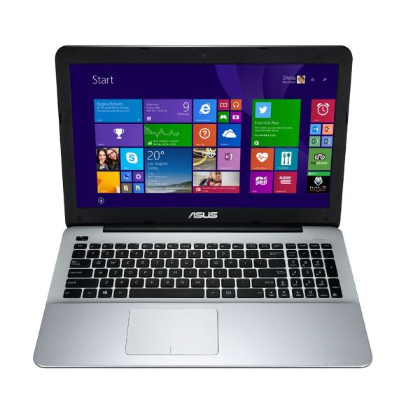 ASUS X555LN CORE İ5 4210U 1.7GHZ-6GB RAM-500GB HDD-2GB-15.6