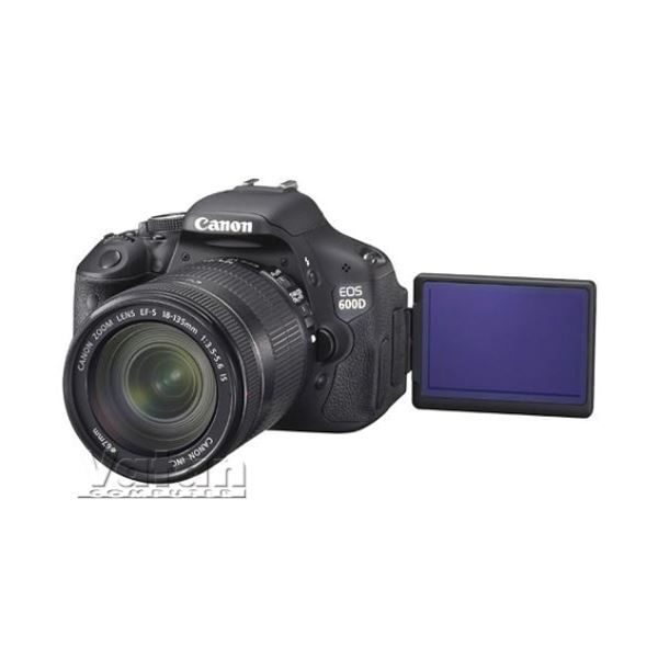CANON 600D 18-55 IS 18 MP 3