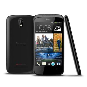 HTC Z3 DESIRE 500 SINGLE SIM BLACK AKILLI TELEFON