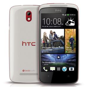 HTC Z3 DESIRE 500 SINGLE SIM RED AKILLI TELEFON
