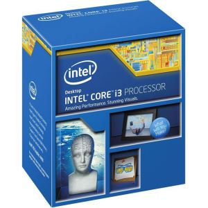 Intel Core i3 4160 Soket 1150 3.6GHz 3MB Önbellek 22nm İşlemci
