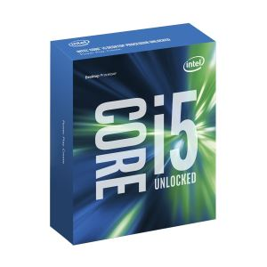 Intel Core i5 6600K Soket 1151 3.5GHz 6MB Önbellek 14nm İşlemci
