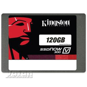 Kingston 120GB V300 Serisi Sata 3.0 Cache SSD (Okuma 450MB / Yazma 450MB)