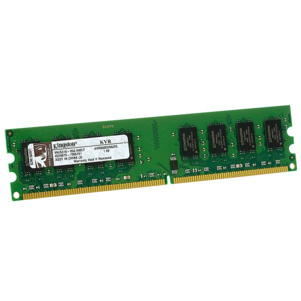Kingston 2GB DDR2 800MHz CL6 PC RAM