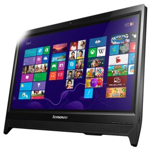 LENOVO C260 INTEL CELERON J1800 2.4GHZ 2GB 500GB INTEL HD GRAPHICS WIN8.1 19.5""