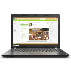 "LENOVO IDEAPAD 100S CELERON N3050 1.6GHZ-2GBRAM-32GB HDD-14""-INT-W10 NOTEBOOK"