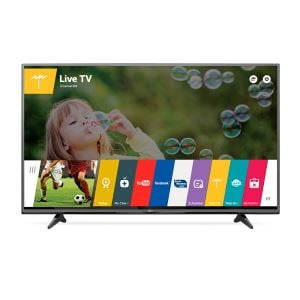 LG 49UF6407 49'' (123 CM) 4K UHD WEBOS SMART LED TV,DAHİLİ UYDU ALICI