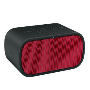LOGITECH UE MINI BOOM WIRELESS BLUETOOH SPEAKER (BLACK & RED)