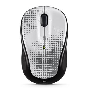 LOGITECH M325 WIRELESS MOUSE (PERFECTLY PEWTER)