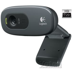 LOGITECH C270 HD 720p 3MP WEBCAM