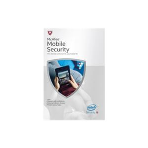 McAfee Mobile Security 2015 - Intel Security - 1 Kullanıcı