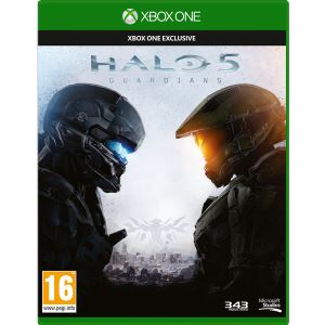 XBOX ONE HALO 5 : GUARDIANS