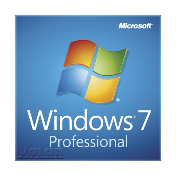 OEM Windows 7 Professional 64-bit Türkçe - DVD