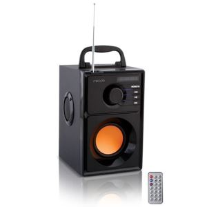 MIKADO MD-10A USB+SD+MMC+FM RADYOLU BUETOOTH MİNİ SPEAKER