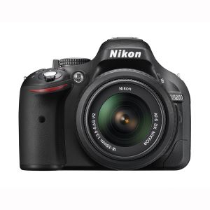 NIKON D5200+18-55mm VR II + 55-200 VR II KIT 24 MP DİJİTAL SLR FOTOĞRAF MAKİNESİ