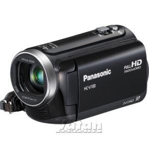 PANASONIC HC_V100 VİDEO KAMERA(SİYAH)