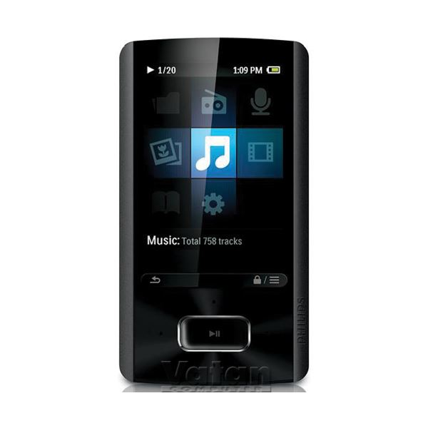 PHILIPS 4 GB MP4 PLAYER