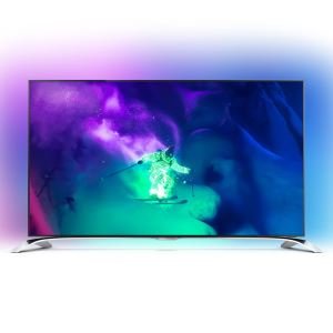 PHILIPS 65PUS9109/12 65'' 164 CM ULTRA SLİM 4K 3D SMART LED TV,DAHİLİ HD UYDU