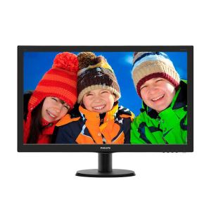 "PHILIPS 27"" 273V5QHAB/00 GENİŞ EKRAN LED MONİTÖR"