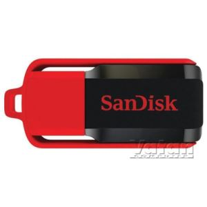 Sandisk 8GB Cruzer Switch USB 2.0 Bellek