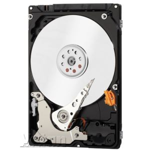 "WD 2.5"" 320GB Scorpio® Blue™ Sata 3.0 5400Rpm 8MB Cache Notebook Disk"