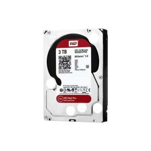 "WD 3.5"" 3TB Red Pro Sata 3.0 7200Rpm 64MB Cache Nas Harddisk"