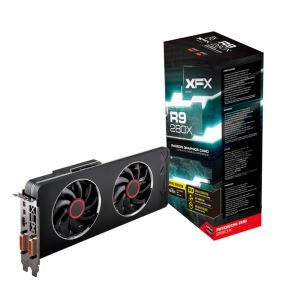 XFX R9 280X Double Dissipation Edition GDDR5 3GB 384Bit DX11.2 AMD Ekran Kartı